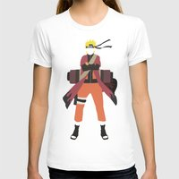 naruto T-shirts featuring Sage Naruto by JHTY