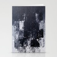 """skyline Stationery Cards featuring """"Skyline"""" by Prima Haven"""