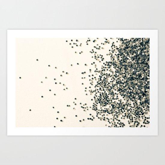 B-o-o-m Art Print