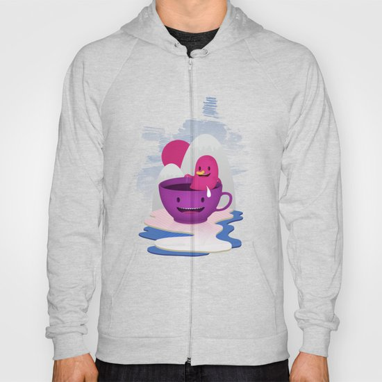 Reflections In Coffee Hoody