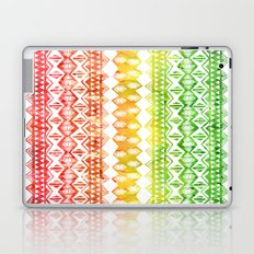 One Love Tribal {white} Laptop & iPad Skin
