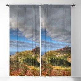 Nant Gwrtheyrn Blackout Curtain