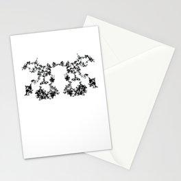 Rorschach inkblot #2 Stationery Cards