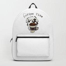 Pekingese Coffee Time VS6S Backpack