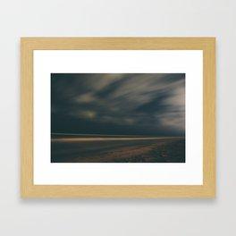 The Night Sky Framed Art Print