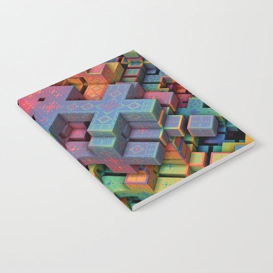 Mindcraft Notebook