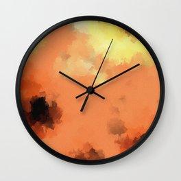 #7 HAM Wall Clock