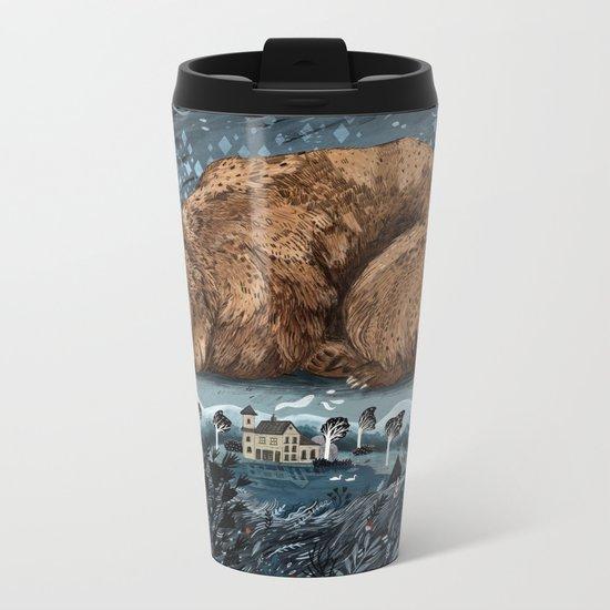 The Lake House Metal Travel Mug
