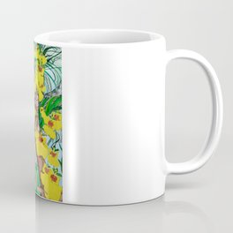 Orchids (Dancing Doll Orchids) Coffee Mug
