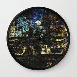 MOTOS Wall Clock