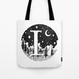 Midnight L Tote Bag