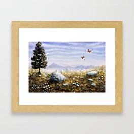 Brightfield II Framed Art Print