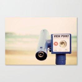 ViewPoint! Canvas Print