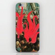 Squids iPhone & iPod Skin