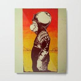 Ursus of the Apes Metal Print