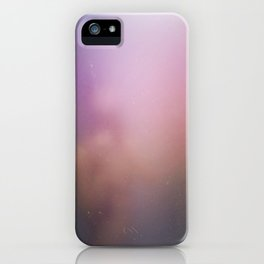 Fog and Light iPhone Case