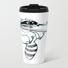 Coffee Thief Metal Travel Mug