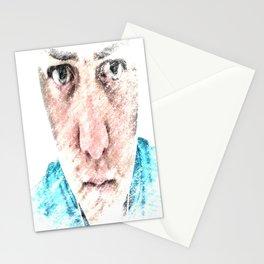 My Blue Eyes Stationery Cards
