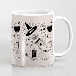 October Mood Coffee Mug