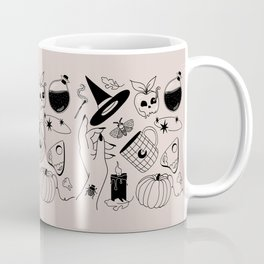 October Mood Coffee Mug
