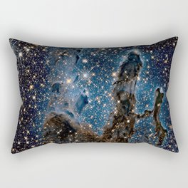 Galaxy Rectangular Pillow