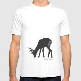 Deer Love Crumbs  T-shirt