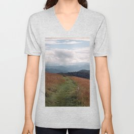 Max Patch Unisex V-Neck