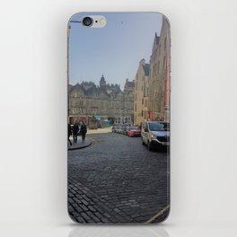 Down the lane iPhone Skin