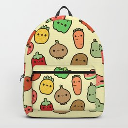 Cute fruit and veg Backpack