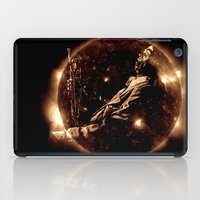 miles davis iPad Cases featuring Miles Davis - Jazz´n away by ARTito