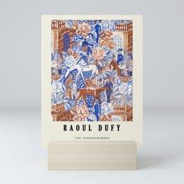 Poster-Raoul Dufy-The Thoroughbred. Mini Art Print