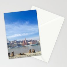 Shoes on the Danube Stationery Cards