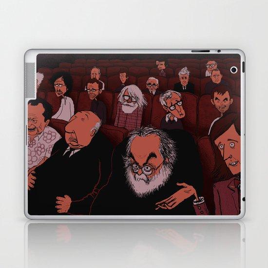 At The Movies Laptop & iPad Skin