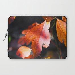 Autumn Red Laptop Sleeve