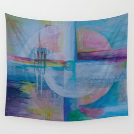 Quadrants of Consciousness Wall Tapestry