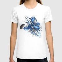 seahawks T-shirts featuring Superbowl XLVIII - Seahawks by The Neuronaut