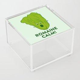 ROMAINE CALM Acrylic Box