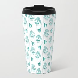 Tea time starts now - Malayan Tapir - Bule Travel Mug