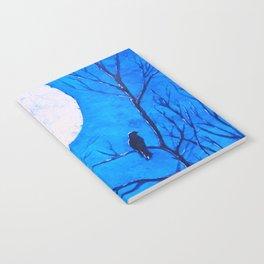 Midnight Chill Notebook