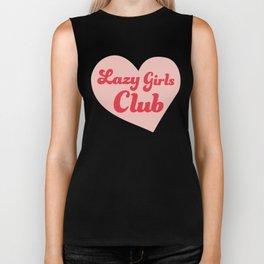 Lazy Girls Club Biker Tank