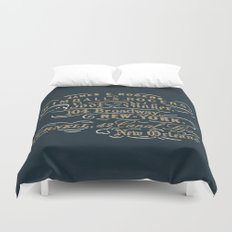 Kimball & Rogers Boot Blackers Duvet Cover