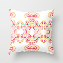 light mexican Throw Pillow
