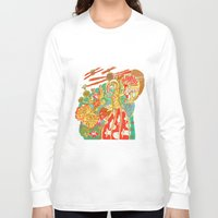voyage Long Sleeve T-shirts featuring Voyage by Estela Gaspar