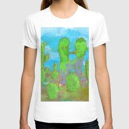Kissing Cactus T-shirt