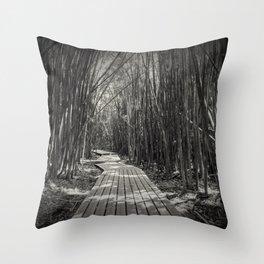 Landscape architecture Throw Pillow