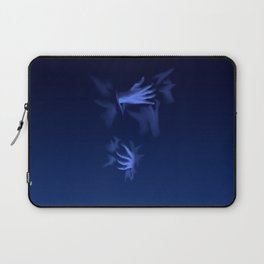 Coming Out Of The Blue Laptop Sleeve