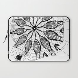 Boho Webs Laptop Sleeve
