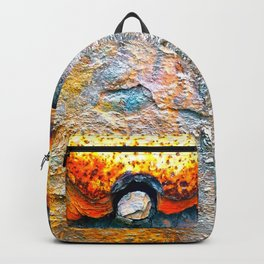 meEtIng wiTh IrOn no21 Backpack