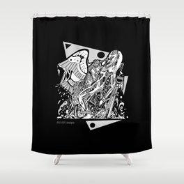 Prometheus Shower Curtain