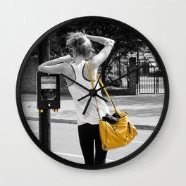 WAIT #1 Wall Clock